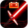 icon Red Lightsaber Battery