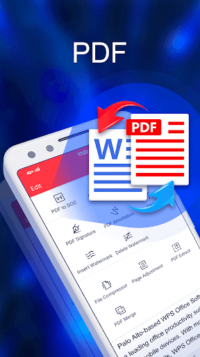 Download WPS Office + PDF for android 5 1