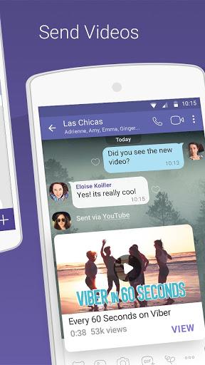 Download Viber Messenger for android 2 3 6