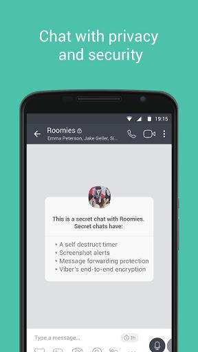 Download Viber Messenger for android 5 1 1