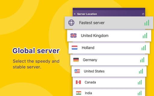 Free download VPN Monster - free unlimited & security VPN proxy APK