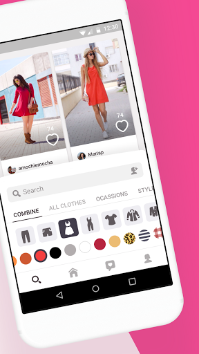 Free download Chicisimo - Outfit ideas planner APK for Android