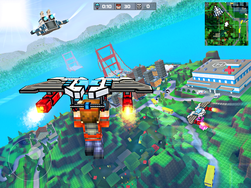 pixel gun 3d pro minecraft pe apk