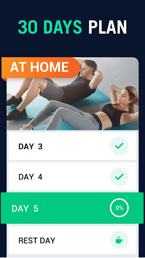 30 Day Fit Challenge Workout