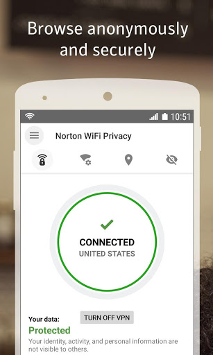 Download Norton WiFi Privacy Secure VPN for android 2 3 6
