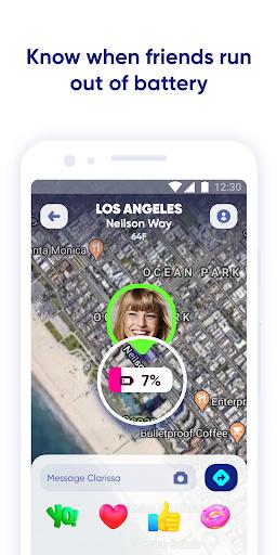 Zenly Locator - Realtime GPS