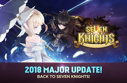 Free download Seven Knights APK for Android