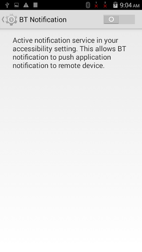 Free download BT Notification APK for Android