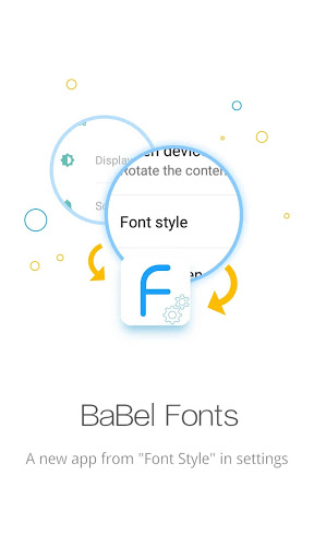 Download BaBel Font - Free Font Manager for android 8 1