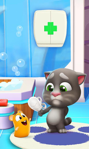 Download My Talking Tom 2 For Android 4 4 2