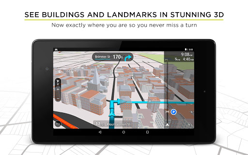 tomtom 1.4 android 6