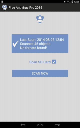 Free Antivirus Pro 2015