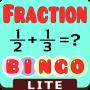 icon Fraction Bingo
