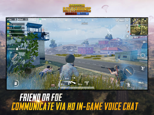 Download PUBG MOBILE LITE for android 4 1 2