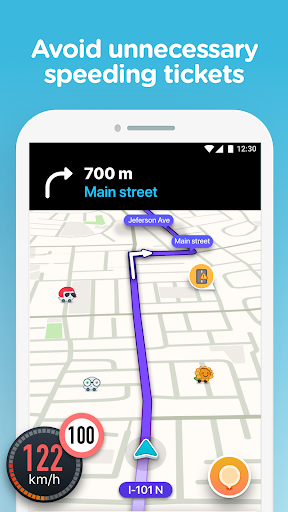 Download Waze - GPS, Maps & Traffic for android 6 0 1