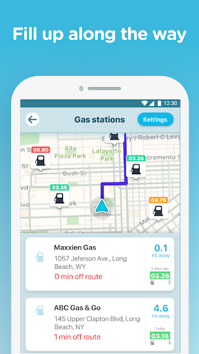 Download Waze - GPS, Maps & Traffic for android 4 2 2