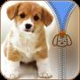 icon Puppy Zipper Lock
