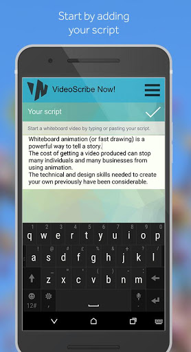 Download VideoScribe Now! for android 4 4 2