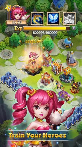 clash of heroes apk free
