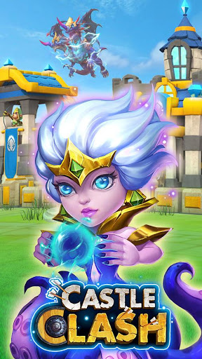 Free download Castle Clash: Brave Squads APK for Android