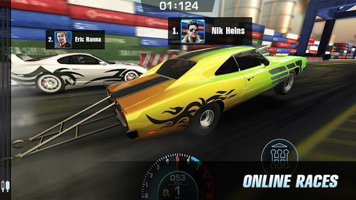 drag battle racing mod apk versi terbaru