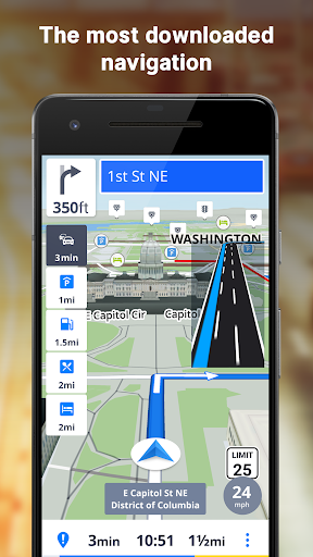 Download GPS Navigation & Maps Sygic for android 8 1
