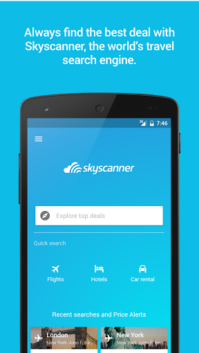 Download Skyscanner for android 4 2 2