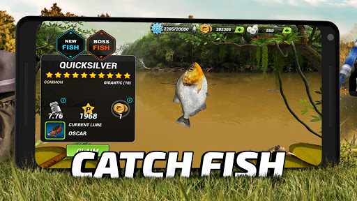 how to get boss fish in fishing clash