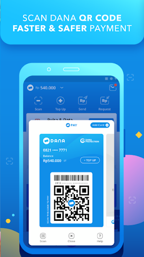 DANA - Indonesia's Digital Wallet