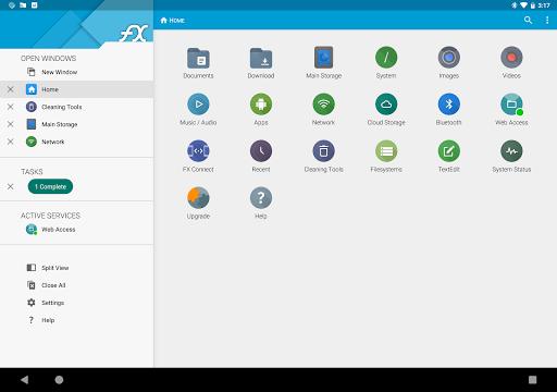file explorer apk android 2.3