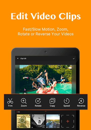 Download Free Video Editor & Maker with Music - VideoShow