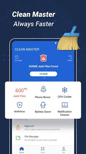 Clean Master - Free Antivirus