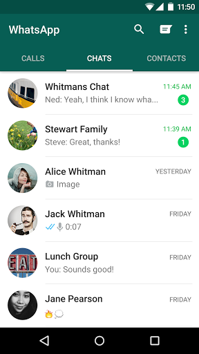 Download Whatsapp Messenger For Android 511