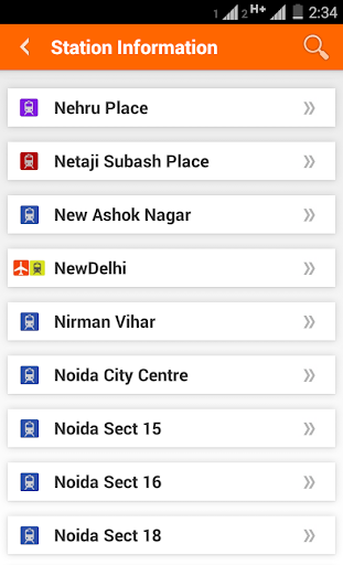 Free download Delhi- Metro Map,Fare,Route , DTC Bus Number