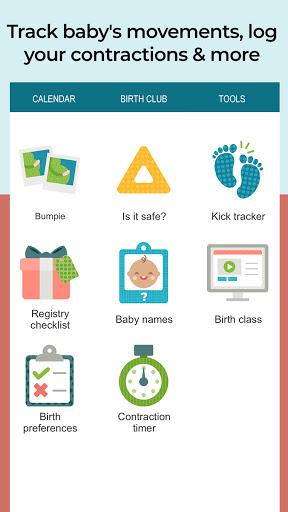 Pregnancy App & Baby Tracker