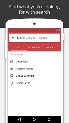 BigOven: 350,000+ Recipes