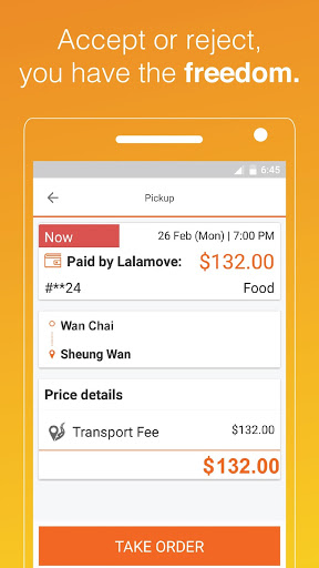 Free download Lalamove ( EasyVan ) Driver APK for Android