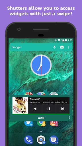 Download Action Launcher 3 for android 4 4 2