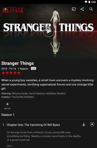 Download Netflix for android 7 1 2