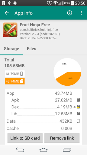 Download Link2SD for android 2 3 6