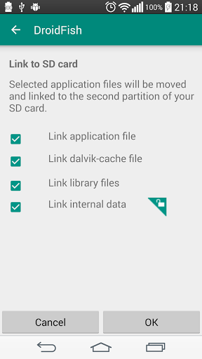 Download Link2SD for android 4 4 2