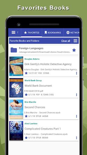 Lirbi Reader: for reading books