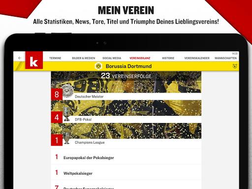Free Download Kicker Fussball Bundesliga Apk For Android