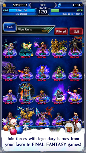 Download FINAL FANTASY BRAVE EXVIUS for android 6 0