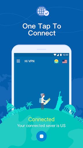 Download Hi VPN - Free Unlimited Proxy, Fast & Secure VPN