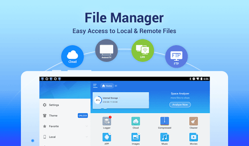 Download ES File Explorer File Manager for android 4 4 4
