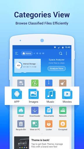 Download ES File Explorer File Manager for android 5 1 1