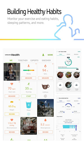 Download Samsung Health for android 4 4 2