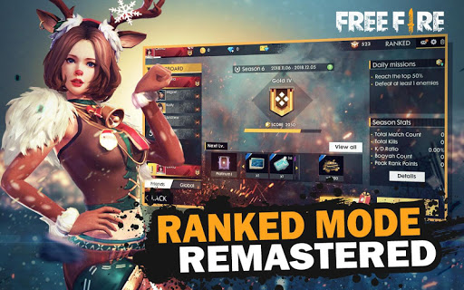 Free download Free Fire - Battlegrounds APK for Android