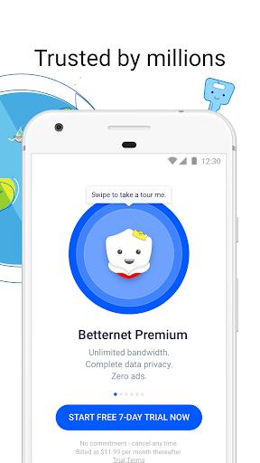 تحميل betternet free vpn 2017